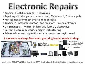 WANTED: Broken electronics for repairs or scrap