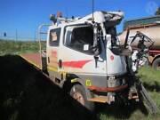 1997 Mitsubhishi Canter Wrecking Now North Albury Albury Area Preview