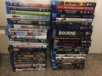 Job Lot of Blu Rays