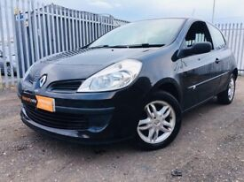 2006 Renault Clio 1.2 Petrol ** Warranted Mileage **MOT Feb 2019 ** Alloy Wheels