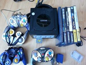 gamecube and 6 games, amherst ns