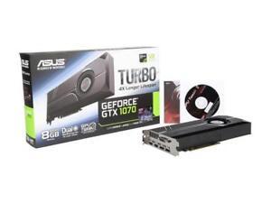 Asus Nvidia GTX 1070 8gb turbo