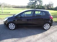 VAUXHALL CORSA SE 1.4, LEATHER, MILEAGE 36000, FULL DEALER HISTORY