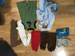 6-12 Months Baby Boy Clothes