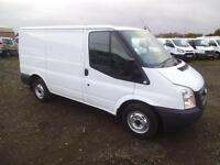 Ford Transit T280 SWB Low Roof Van Tdci 100Ps DIESEL MANUAL WHITE (2013)