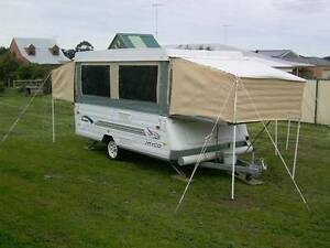 EXC 2004 Jayco Campervan Moriac Surf Coast Preview