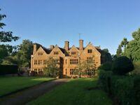 Summer Fete at historic Jacobean manor