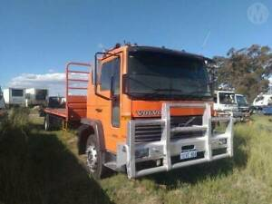 VOLVO FL6 , 2000 Steel tray Wrecking all  . Ref WVFL6 Kenwick Gosnells Area Preview