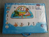 Playmat - Gymini Kick and Play by Tiny Love. In original packaging. Excellent condition.