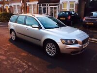 Volvo V50 2.0 d 2004 6 speed manual 140bhp diesel in great condition
