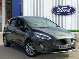 image for 2020 Ford Fiesta 1.0t Ecoboost Gpf Zetec Hatchback 5dr Petrol Manual s/s 100 Ps