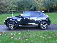 2014 SPECIAL EDITION! STYLISH BEAUTIFUL NISSAN JUKE ACCTENTA PREMIUM HARDLY USED LOADS OF GADGETS