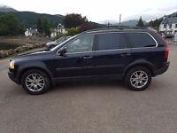 Volvo xc90 2.4 d5. 7 seat. quick sale