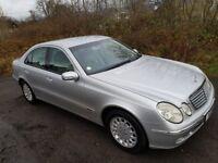 Mercedes-Benz E220 CDi **DIESEL**AUTOMATIC**F.S.H**12 MONTHS MOT**Excellent Example**