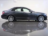 2009 Mercedes-Benz C220 2.1CDI Sport Blue Efficiency LOW MILEAGE