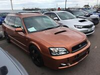 Subaru Legacy GT-B E-Tune 2 Single Turbo Conversion Wagon HUGE SPEC