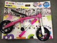 Brand New Micro Scooter Balance Bike