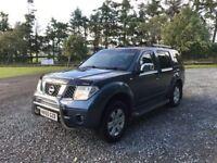 Nissan Pathfinder DCI SVE Spares/Repairs
