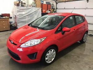 2013 Ford Fiesta Berline