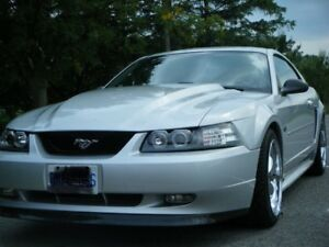 2000 Mustang GT automatic. Loads of mods