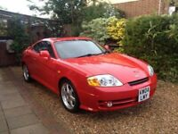 for sale/ swap/ px hyundai coupe 2lt se 2004