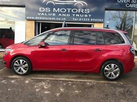 2015 Citroen Grand c4 Picasso Air Dream exclusive 7 Seater