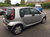 Smart forfour 1.5 CDI ( 95bhp ) Pulse