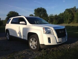 2012 GMC Terrain SLT V6 AWD with Ground effects package