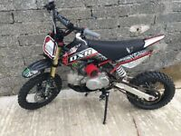 Stomp Pit Bike 125cc Demon DXR