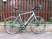 "Jamis Ventura Sport - road bike 56cm (suits 5'7"" to 6'2"")"