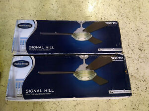 Harbour Breeze/Signal Hill Ceiling fan