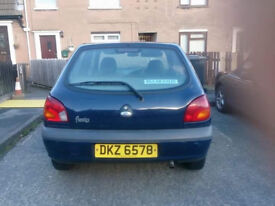 ..great wee car and engine has only 58000 on clock.