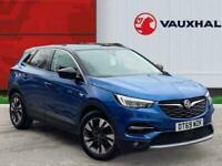 2020 Vauxhall Grandland X 1.2 Turbo Sri Nav Suv 5dr Petrol Manual s/s 130 Ps 4x4