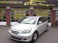 2006 Honda Odyssey EX-L - DVD!!POWER DOORS!!LEATHER!! MUST SEE!!