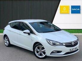image for 2018 Vauxhall Astra 1.4i Turbo Sri Hatchback 5dr Petrol 150 Ps Hatchback PETROL
