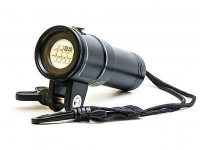 i-Torch Pro6+ Video Light 2800 Lumens Underwater Photography Dive Torch - US
