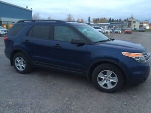 2012 Ford Explorer VUS