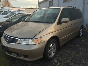 2001 Honda Odyssey EX - SOLD AS IS