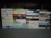 Job Lot of 38 Paperback Books - Novels - Fiction - Romance