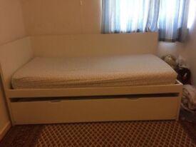 2 beds and 1 mattress