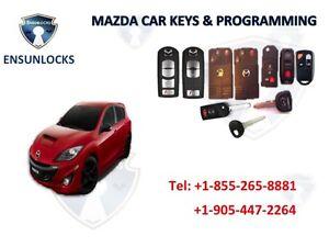 MAZDA AUTOMOTIVE LOCKSMITH SERVICE