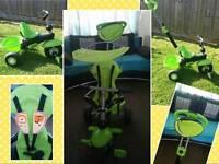Child Bike - The Smart-Trike Sport 3 in 1