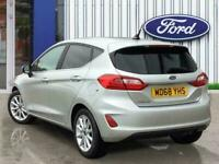 2018 Ford Fiesta 1.0t Ecoboost Gpf Titanium Hatchback 5dr Petrol Manual s/s 125