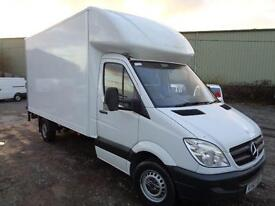 Mercedes-Benz Sprinter 3.5T Chassis Cab DIESEL MANUAL WHITE (2013)