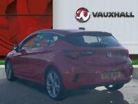 2018 Vauxhall Astra 1.4i Turbo Sri Vx Line Hatchback 5dr Petrol 150 Ps Hatchback