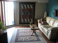 Beautiful two bedroom apartment for rent in downtown Regina