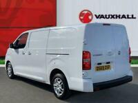 2019 Vauxhall Vivaro 2.0 Turbo D 3100 Sportive Panel Van 5dr Diesel Manual L2 H1