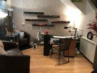Hair dresser wanted for space to rent