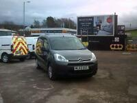 Citroen Berlingo 1.6 Hdi 625Kg Enterprise 75Ps DIESEL MANUAL GREY (2013)