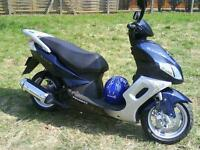 Moped for sale No Mot But Perfect run